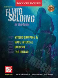 Fluid String-Skipping and Wide Interval Soloing: Fluid Soloing Series